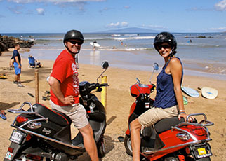 Maui Scooter Rental