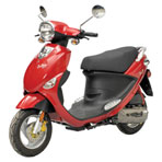 Genuine Scooters Buddy 50